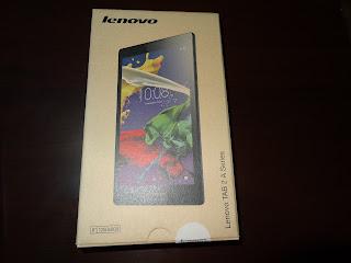 Lenovo TAB 2 A8-50F tablet