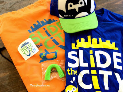 Slide the City Loot Goodie Bags