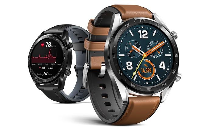 Un nuevo smartwatch y una nueva banda de fitness: Huawei Watch GT y Band 3 Pro