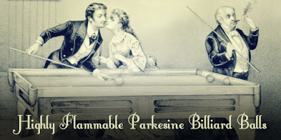 parkesine billiard balls