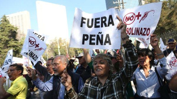 Gobierno mexicano no analizó el impacto del gasolinazo
