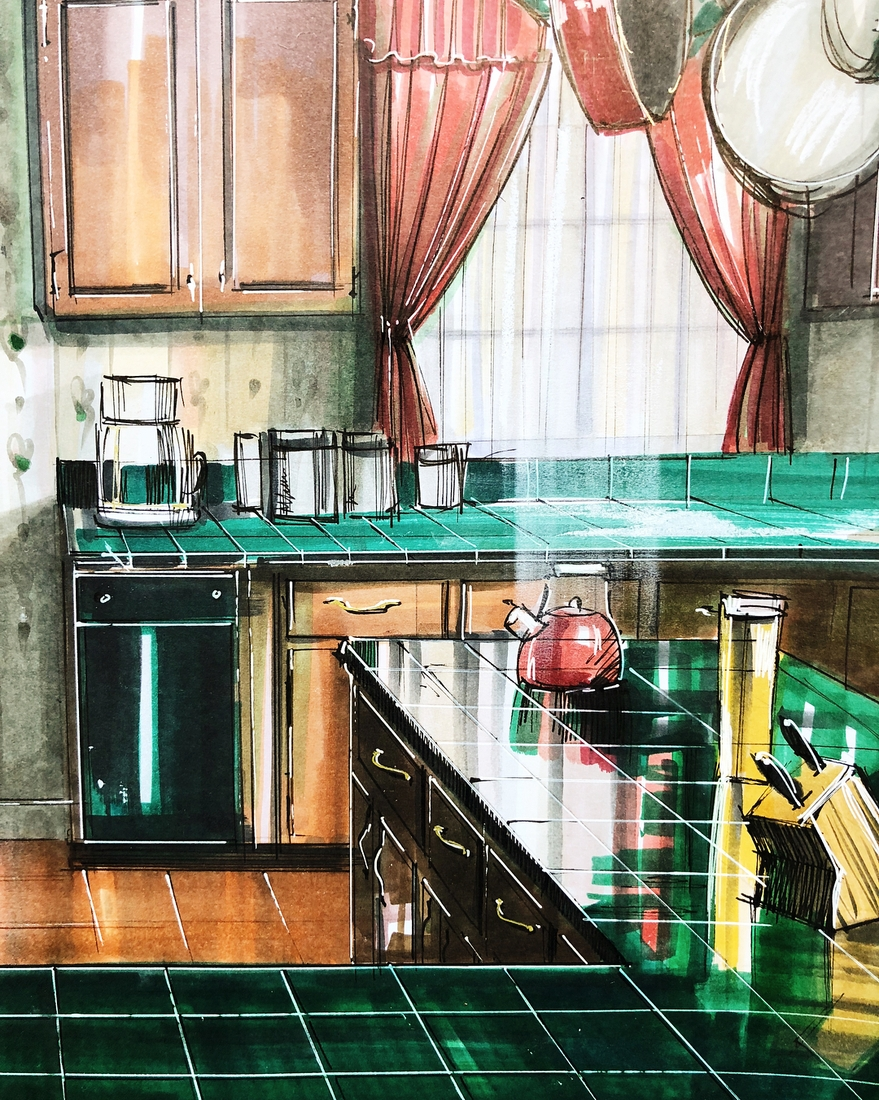 12-Kitchen-Interior-Design-Drawings-Focused-on-Bedrooms-www-designstack-co