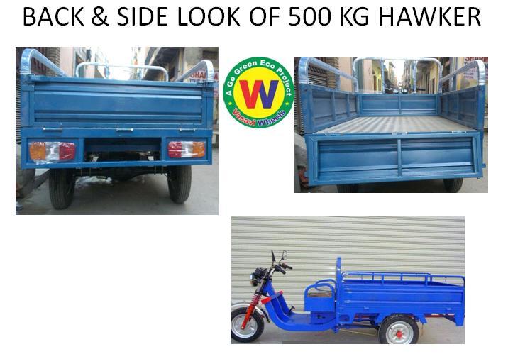 Vasavi Wheels Go Green Eco Project Battery Operated