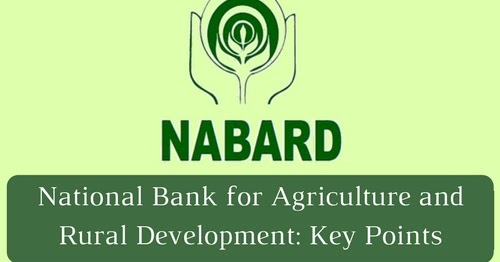 national bank for agriculture and rural Get all latest & breaking news on national bank for agriculture and rural development watch videos, top stories and articles on national bank for agriculture and rural development at moneycontrolcom.