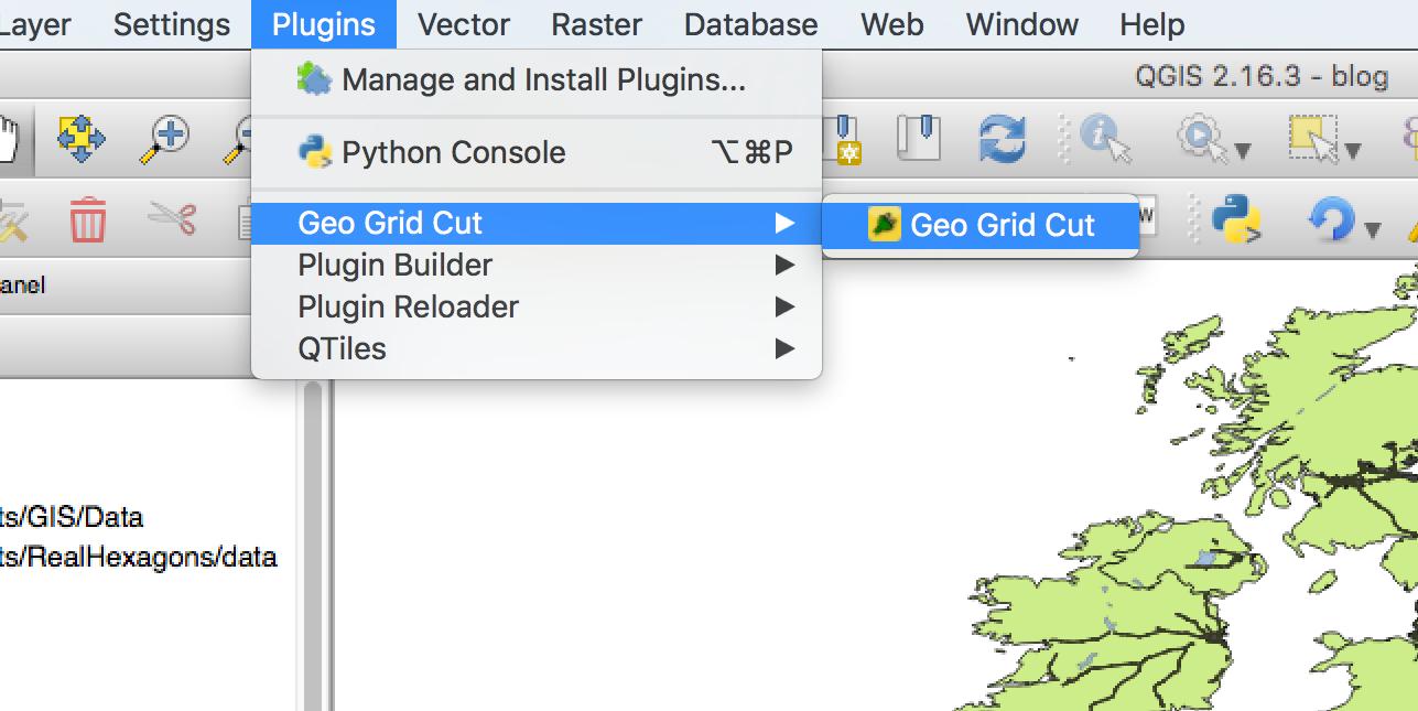 Cut Image Into Grid Python