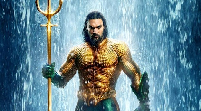 Aquaman becomes the highest grossing DC film ever