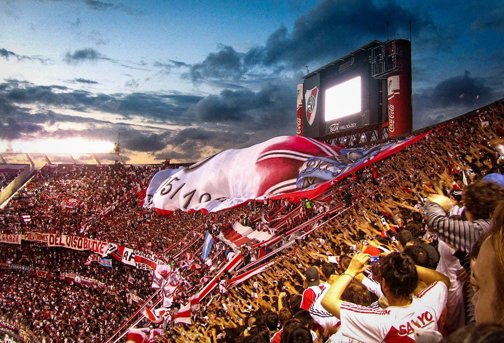River Plate: Foto Friday: The Fans Of River Plate