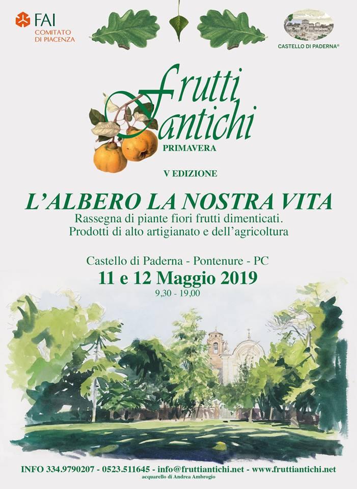 frutti antichi maggio 2019