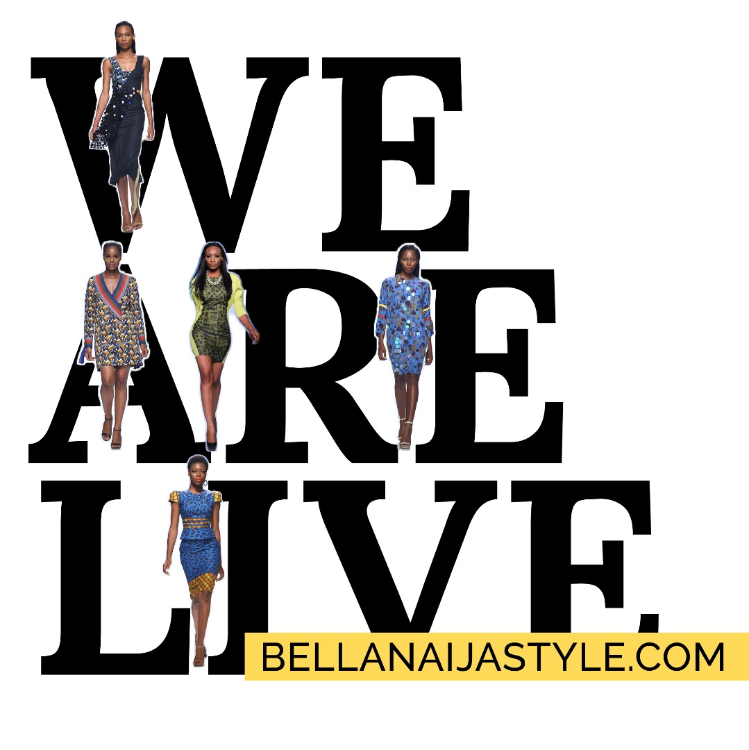 Uche Pedro: BellaNaijaStyle.com Is LIVE For African Fashions