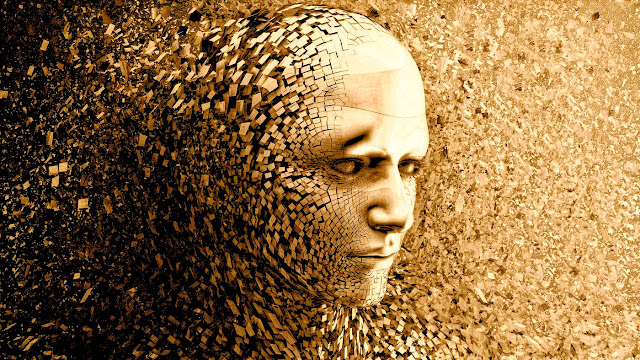 fragmentation of self