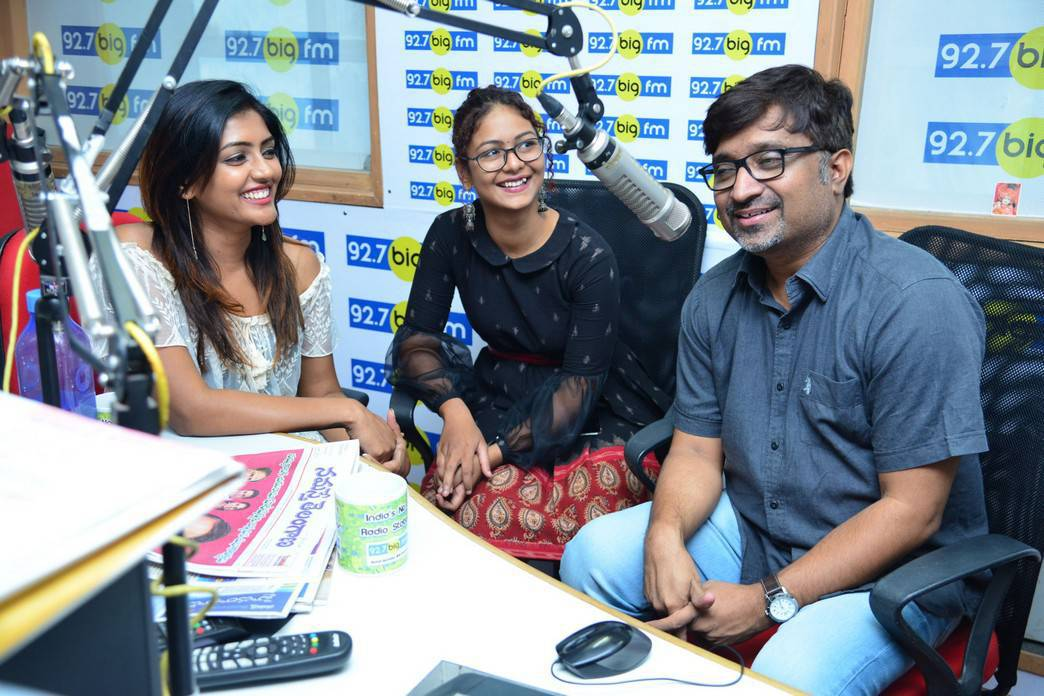 Ami Thumi Movie Team Promotion At BIG FM