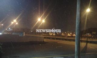 Καιρός Αθήνα – Χιονίζει ΤΩΡΑ στα βόρεια προάστια - Πού θα σαρώσει η κακοκαιρία τις επόμενες ώρες