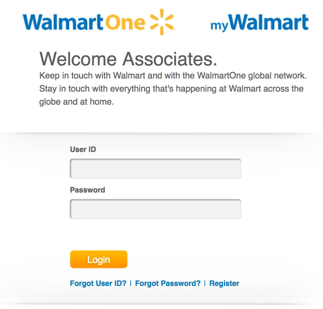 walmartonecom ✅ WalmartOne Login - Official Site
