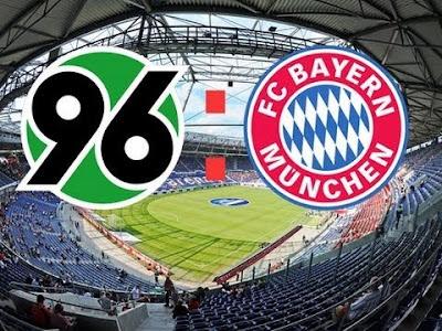 بث مباشر مشاهدة مباراة بايرن ميونخ وهانوفر اليوم