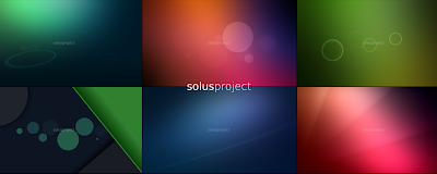 SolusProject 16:9 Wallpaper pack is here!