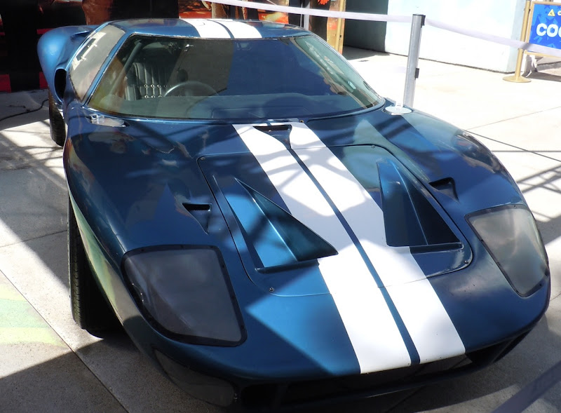 Fast Five 1966 Ford GT40 movie car