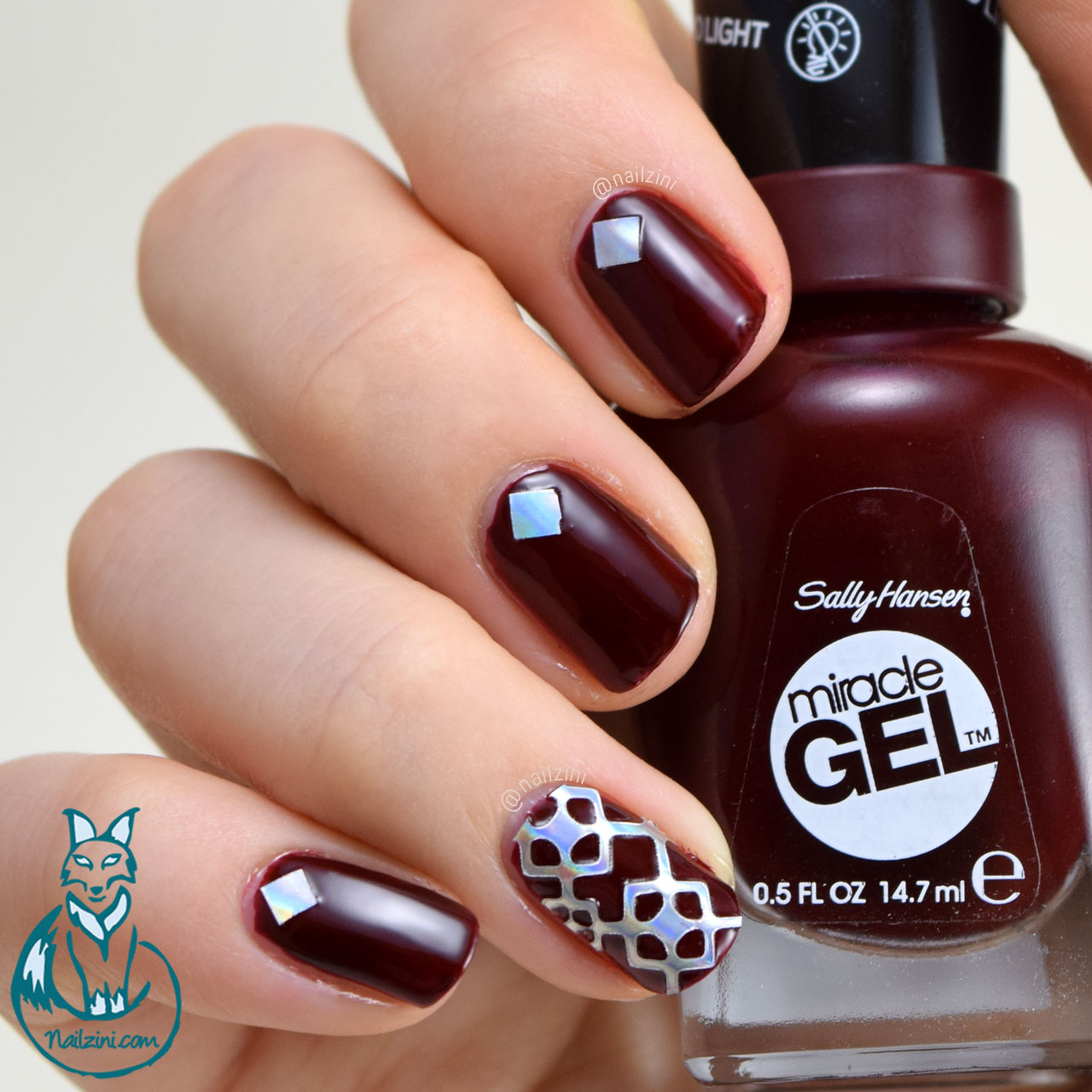 sally hansen miracle gel instructions