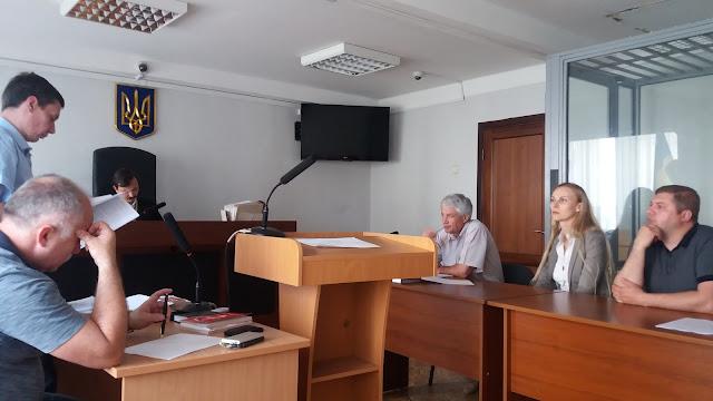 У Києві судять сбушника, який розслідував справу Тимошенко