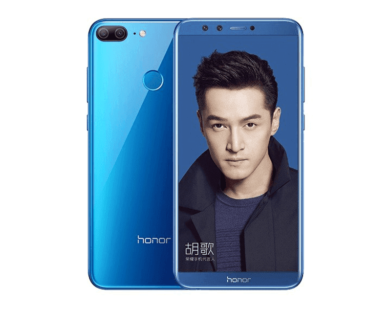 The Honor 9 Lite
