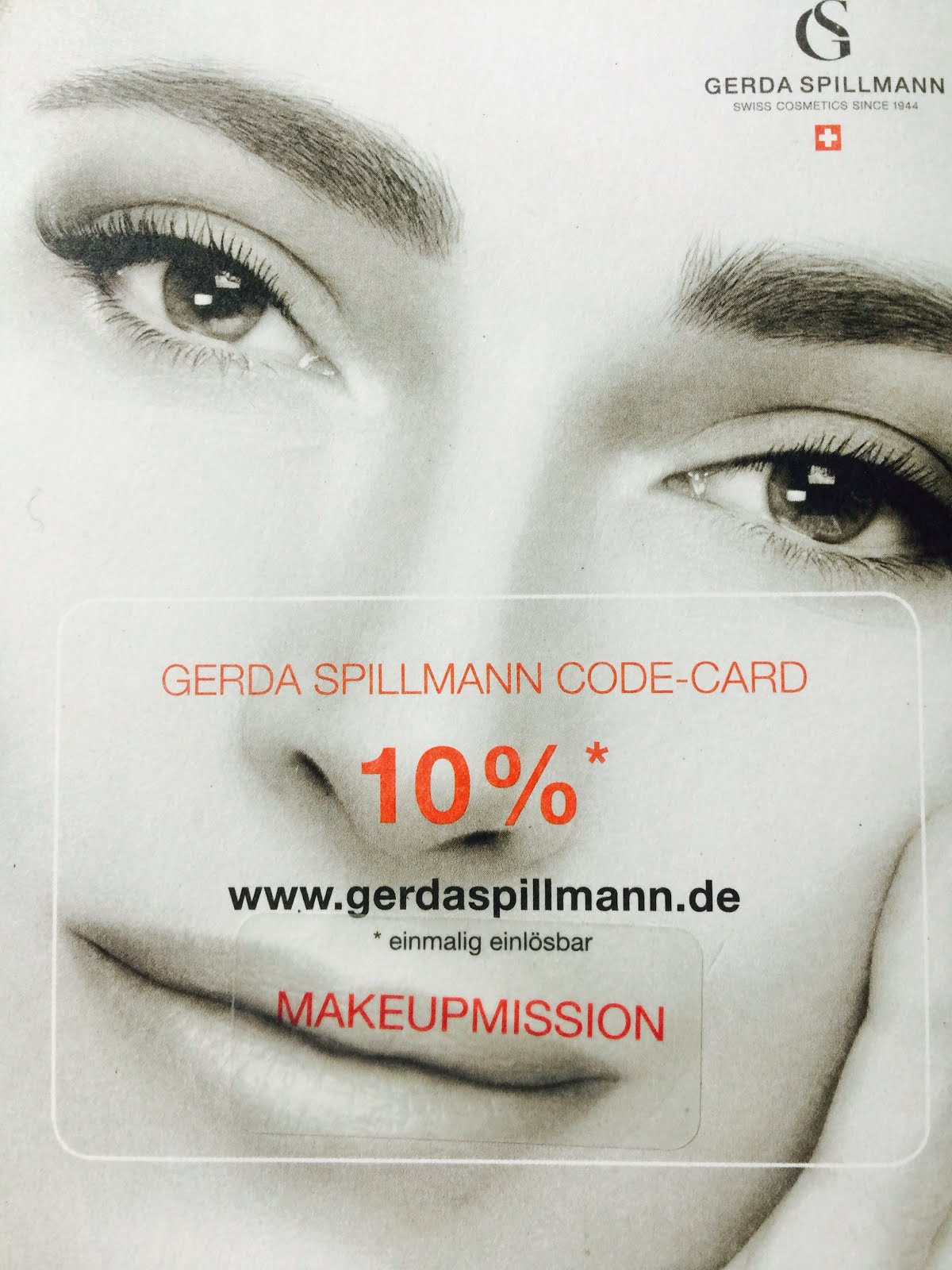 Make Up Produkt: Gerda Spillman