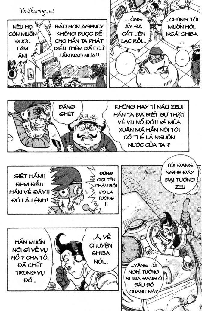 SandLand chap 7 trang 4