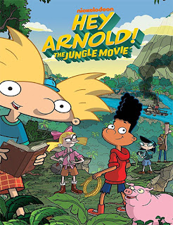 Hey Arnold  The Jungle Movie  2017