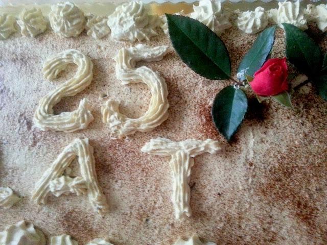 25 rocznica slubu