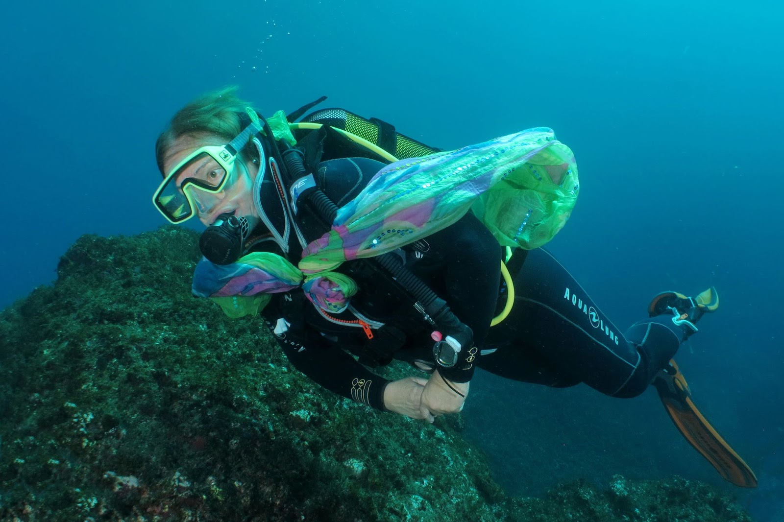 Best spot azores padi 5 dive center padi women day scuba for Dive centres
