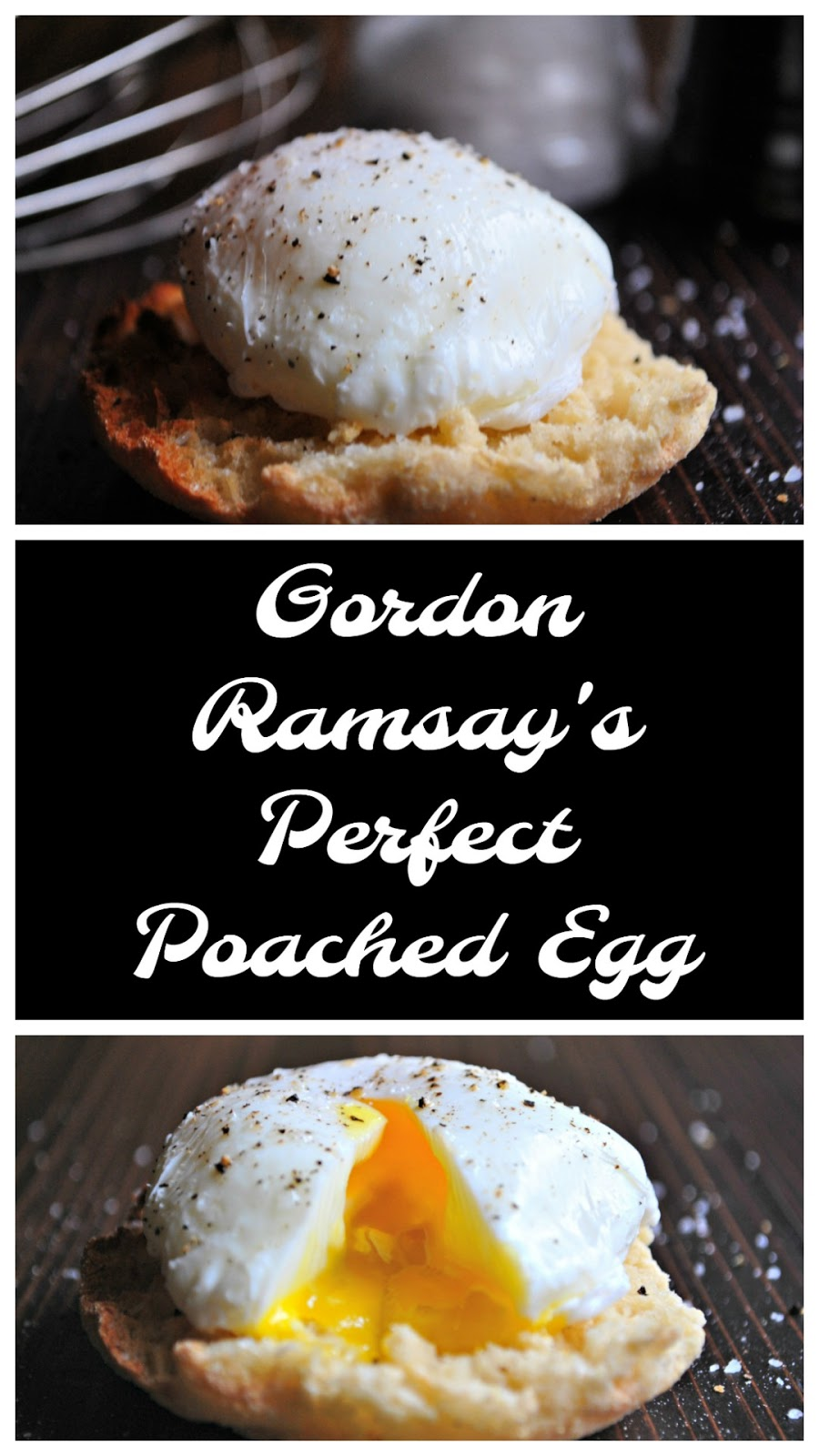 Gordon Ramsay's Perfect Poached Breakfast Egg