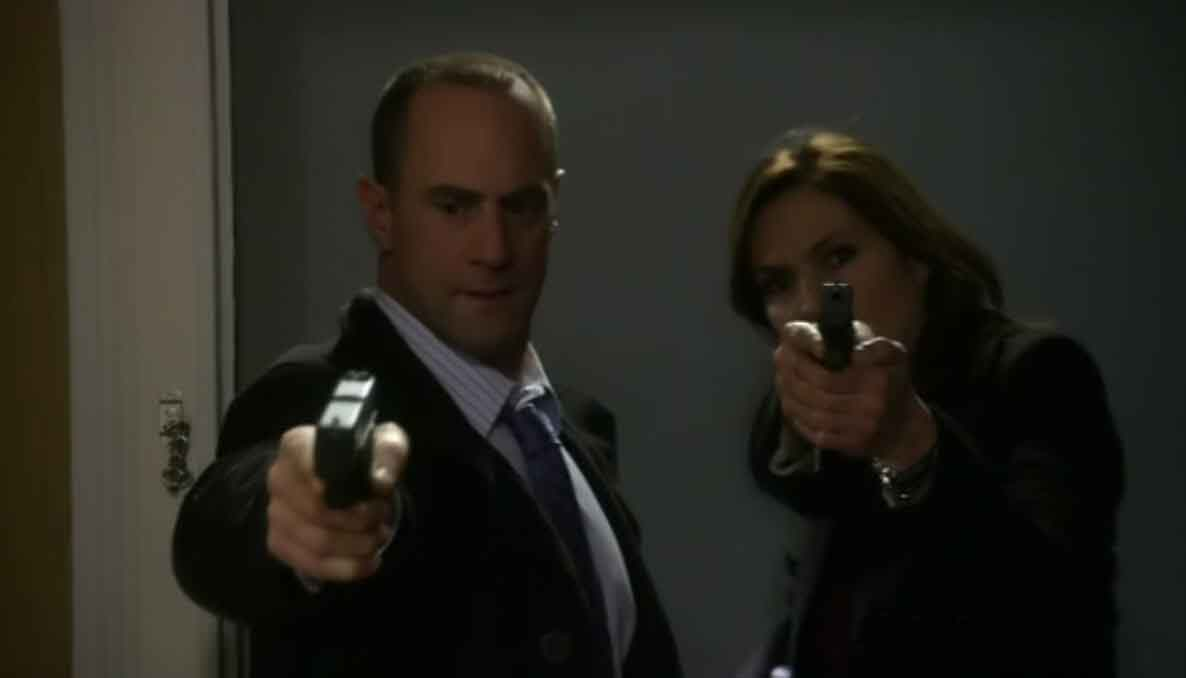 Are benson and stabler dating 9