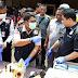 Puluhan Kilogram Narkoba Dimusnahkan di Polres Metro Jakarta Utara