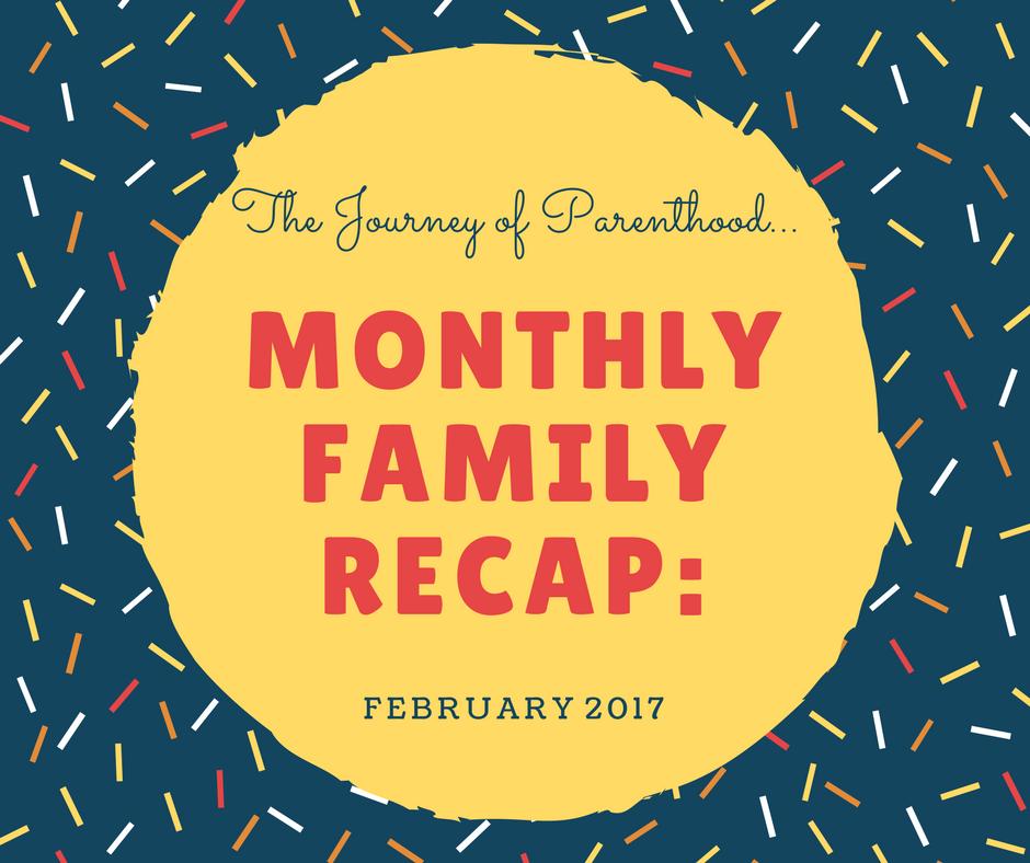 Family Fun: February 2017