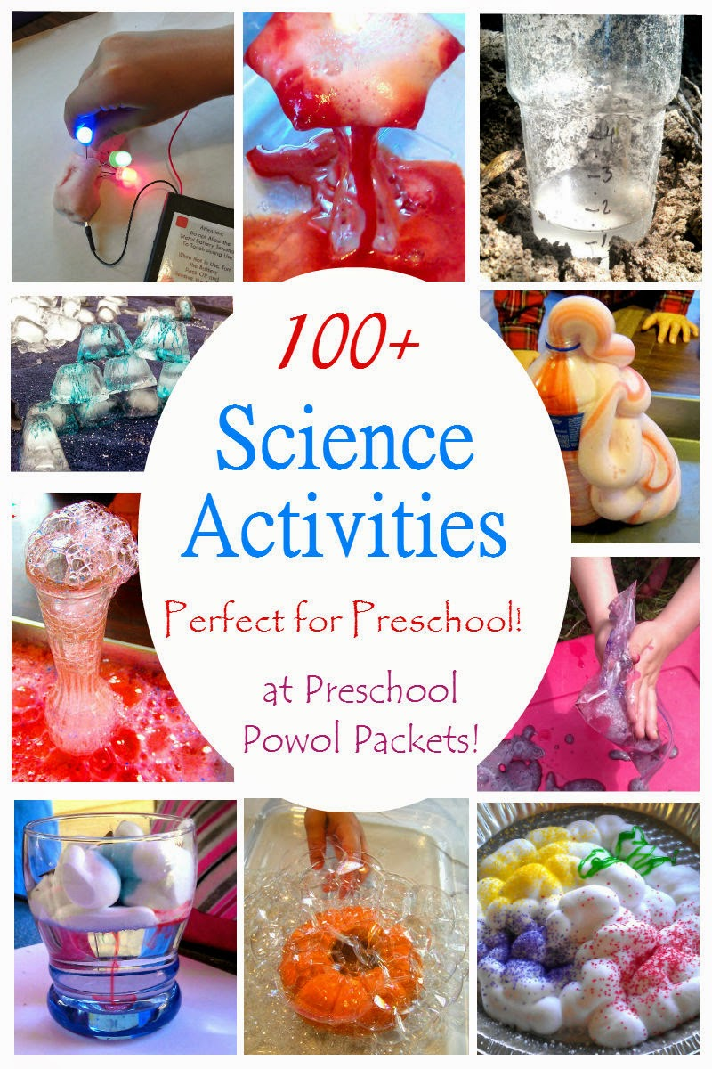 Science experiment elephant toothpaste preschool powol packets forumfinder Choice Image
