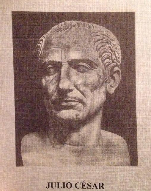 Julio César - Biografía - Astérix y Obélix - Astérix el galo - Cleopatra - Marco Antonio - Pompeyo - Craso - ÁlvaroGP - el troblogdita - el fancine