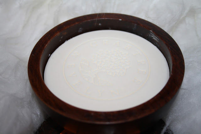 Crabtree & Evelyn Shave Soap in a Bowl - Moroccan Myrrh