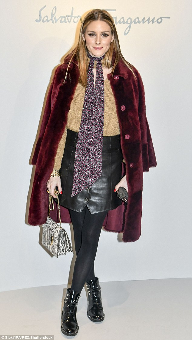 The Olivia Palermo Lookbook : Olivia Palermo At Milan ...