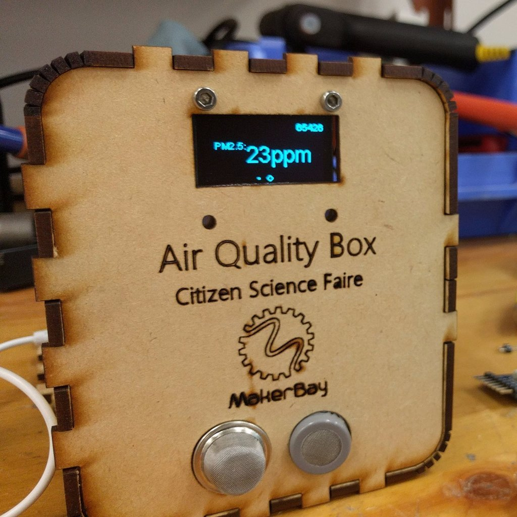 333 - How to?: Indoor Air Quality Monitor With ESP32
