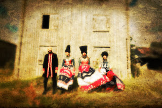 DakhaBrakha Concert - Transnational Sounds and Rhythms