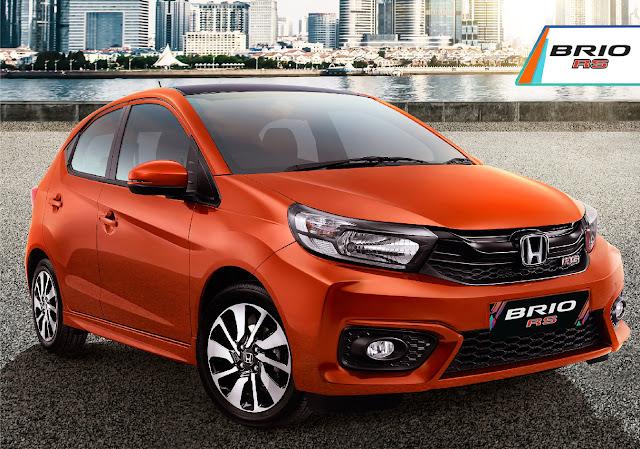 Spesifikasi Harga & Kredit Honda Brio Surabaya