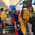 ¡HASTA EN LA CHINA! Venezolanos protestan contra Nicolás Maduro en Hong Kong