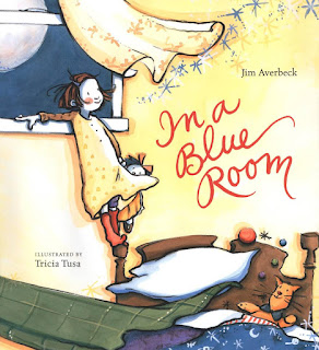 http://www.amazon.com/Blue-Room-Jim-Averbeck/dp/015205992X/ref=sr_1_1?ie=UTF8&qid=1462058879&sr=8-1&keywords=in+a+blue+room