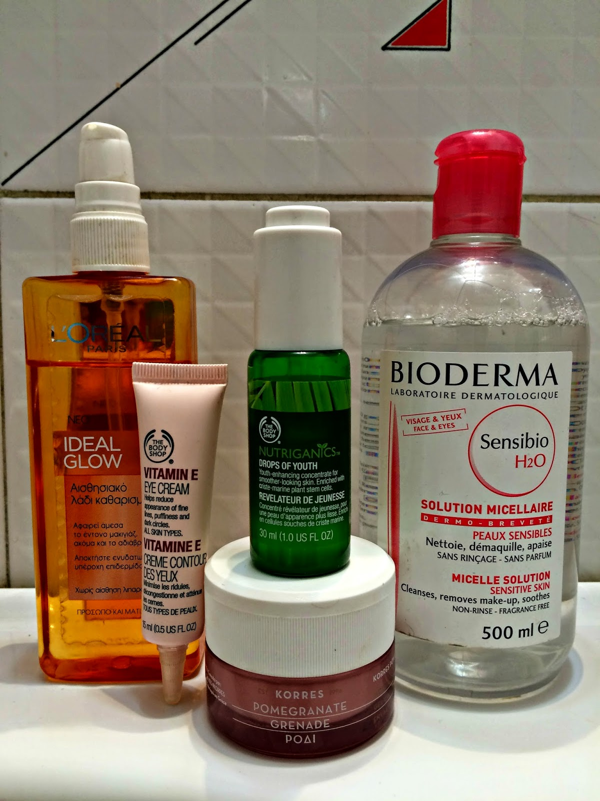 skincare routine full review products