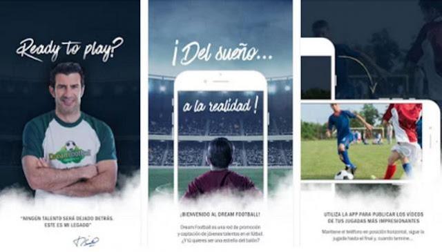 """Figo crea una app para buscar al """"nuevo Ronaldo"""""""