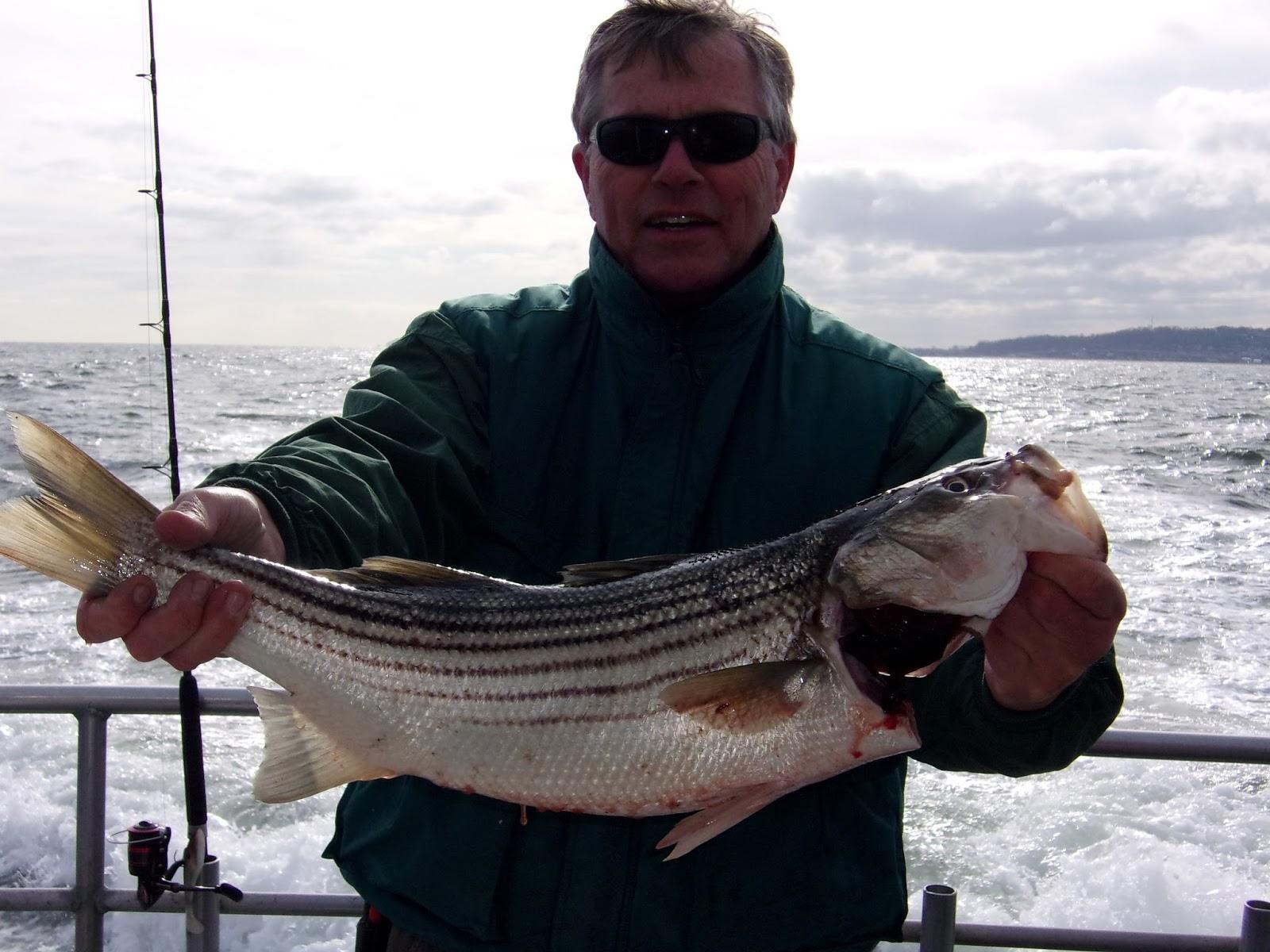 Nj salt fish 2017 11 30 seahunter atlantic highlands for Miss belmar fishing report