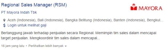 Info Lowongan Kerja Kabupaten Way Kanan Terbaru 2017