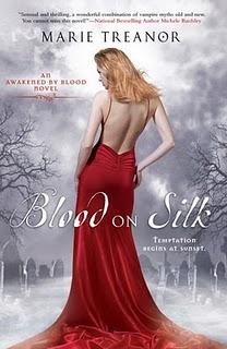 Blood on Silk – Marie Treanor