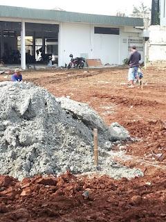 Jual Limbah Urugan Beton Readymix