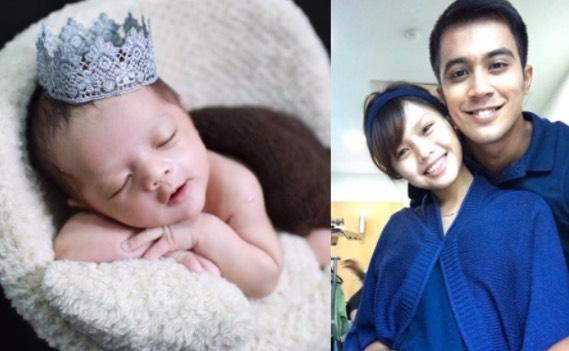 Peminat Jatuh Hati Lihat Anak Aliff Aziz Dan Bella, Ayden