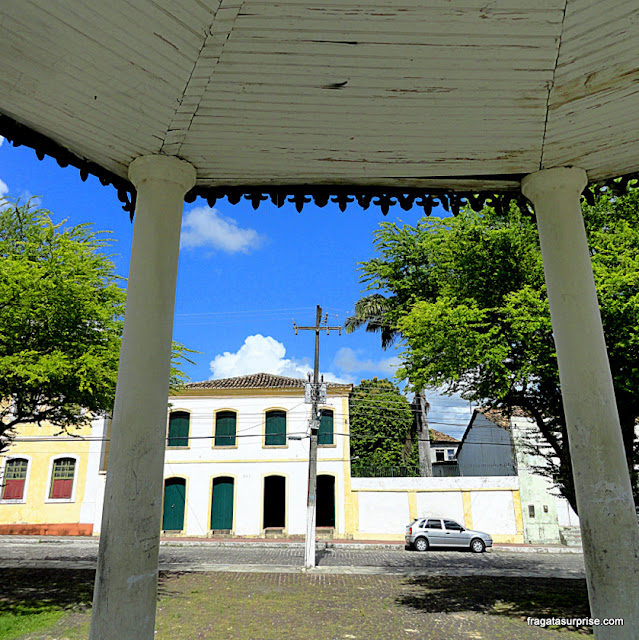 Cidade histórica de São Cristóvão, Sergipe