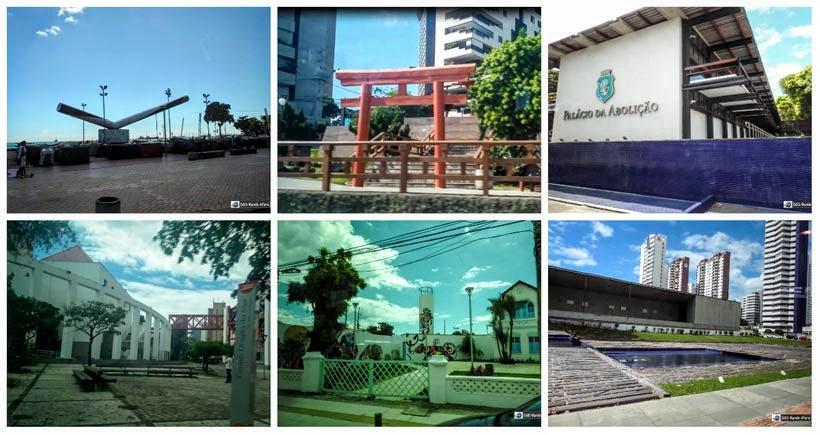 Diário de Bordo - City Tour em Fortaleza, Ceará